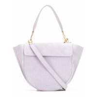 Wandler Hortensia Medium Shoulder Bag - Roxo