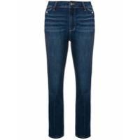 Paige Calça Jeans Slim - Azul