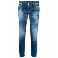 Dsquared2 Calça Jeans Slim Icon - Azul