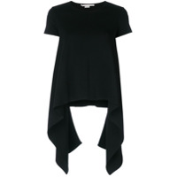 Stella Mccartney Camiseta Mangas Curtas - Preto