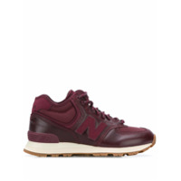New Balance Wh574 Sneakers - Roxo