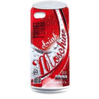 Moschino Capa Para Iphone 5 E 5S 'drink Moschino' - Vermelho