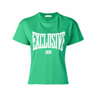 Roseanna Camiseta Cropped - Green