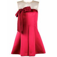 P.a.r.o.s.h. Vestido Tomara-Que-Caia - Vermelho