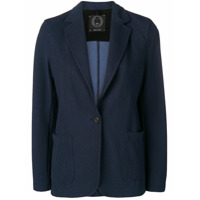 T Jacket Straight-Fit Blazer - Azul