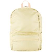 Tu Es Mon Trésor Tuck Ribbon Backpack - Amarelo