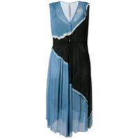 Raquel Allegra Vestido 'desert' - Azul