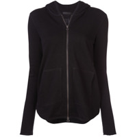 Atm Anthony Thomas Melillo Cardigan Com Capuz - Preto