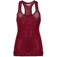 Isabel Marant Étoile Camiseta Avien - Vermelho