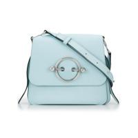 Jw Anderson Disc Shoulder Bag - Azul