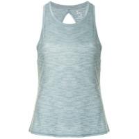 Nimble Activewear Regata Decote Arredondado - Azul