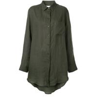 Asceno Camisa Longa - Green