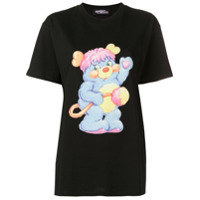 Jeremy Scott Printed T-Shirt - Preto