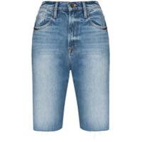 Frame Short Jeans Le Vintage Bermuda - Azul