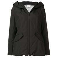 Peuterey Zipped Hooded Jacket - Preto