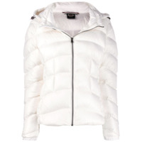 Colmar Hooded Down Jacket - Branco