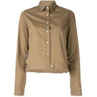 Kolor Camisa Mangas Longas - Neutro