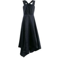 A.w.a.k.e. Mode Vestido 'andie' Com Nó - Preto