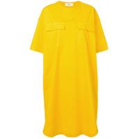 Cabane De Zucca Chemise Oversized - Amarelo