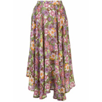 Lhd Saia French Riviera Floral - Roxo