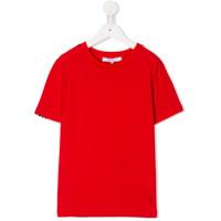 Givenchy Kids Camiseta lisa - Vermelho - FarFetch BR