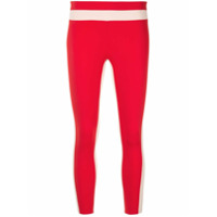 Vaara Legging Tuxedo - Vermelho
