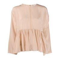 Alysi Striped Shirt - Neutro