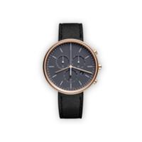 Uniform Wares Relógio 'm40 Chronograph' - Metálico