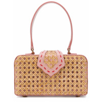 Mehry Mu Bolsa Tote Fey In The 50S - Rosa