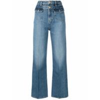 Tommy Hilfiger Calça Jeans Pantalona - Azul