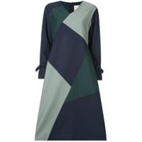 Bodice Studio Vestido Midi Com Estampa Geométrica - Verde