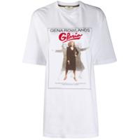 Fendi Camiseta Com Estampa Fotográfica - Branco