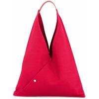 Cabas Bolsa Tote Média - Vermelho