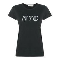 Rag & Bone Printed T-Shirt - Preto