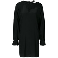 Giacobino Vestido Oversized - Preto