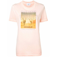 Dondup Camiseta Death Valley - Laranja