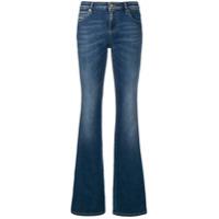 Roberto Cavalli Calça Jeans Flare - Azul