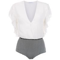Nk Collection Body De Seda - Branco