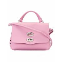Zanellato 'postina' Crossbody Bag - Rosa