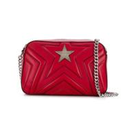 Stella Mccartney Bolsa Transversal 'star' - Vermelho