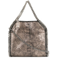 Stella Mccartney Bolsa Tiracolo Mini 'falabella' - Marrom