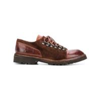 Fauzian Jeunesse Sapato De Camurça - Marrom