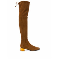 Stuart Weitzman Charolet Over-The-Knee Boots - Marrom