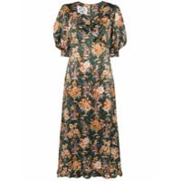 Evi Grintela Vestido Vanessa Longo Floral - Multicoloured