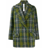 Ultràchic Checked Blazer - Verde