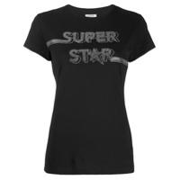 P.a.r.o.s.h. Camiseta 'super Star' - Preto