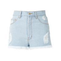 Amapô Short Jeans Boyfriend Sandra - Azul