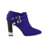 Toga Ankle Boot Azul