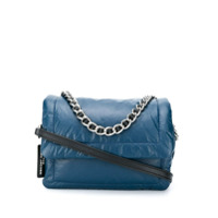Marc Jacobs Bolsa Tiracolo Pillow - Azul