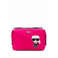 Karl Lagerfeld Necessaire K/ikonik Karl - Rosa